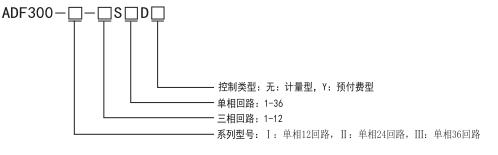多用户计量表箱选型