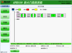 江苏防火门监控系统